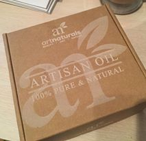 Art Naturals packaging