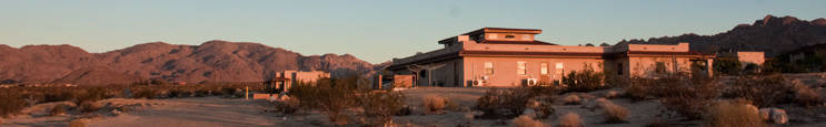 Vipassana Center, Twentynine Palms, CA